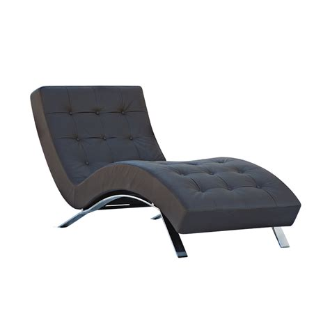 modern chaise chair contemporary barcelona style chaise lounge ebay