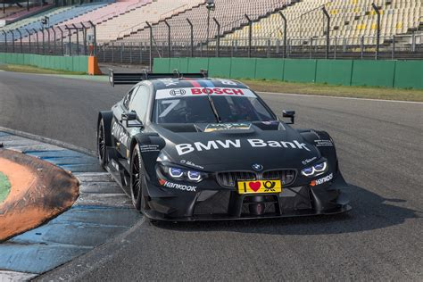 Bmw Dtm Aufkleber by A Detailed Look At The 2017 Bmw M4 Dtm And Its Changes