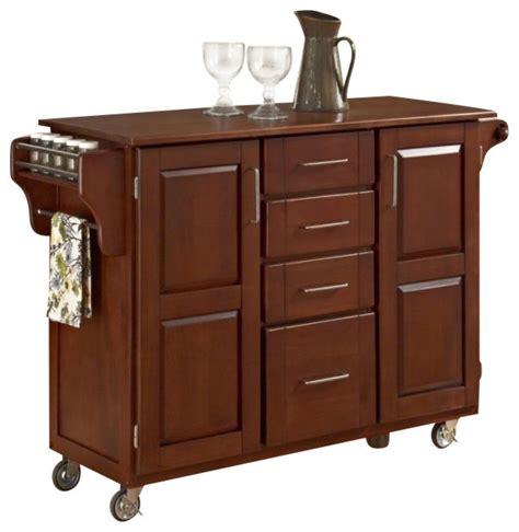 home styles create a cart warm oak kitchen cart with home styles create a cart in warm oak finish with oak top