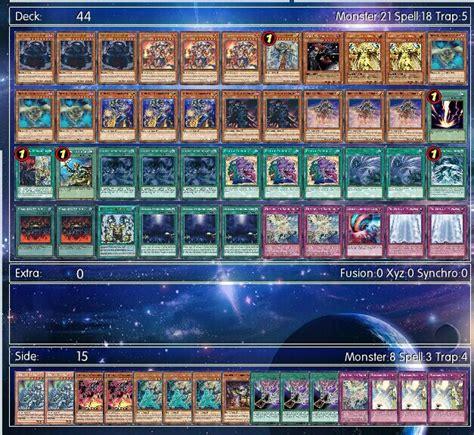 Kartu Remi Monarch Bonus Deck deck theory 5 monarchs ygo amino