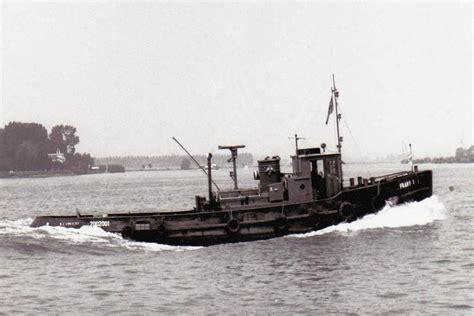 sleepboot dordrecht ijkade 2002001 motorsleepboot binnenvaart eu