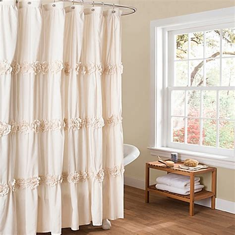 bed and bath shower curtains darla shower curtain bed bath beyond