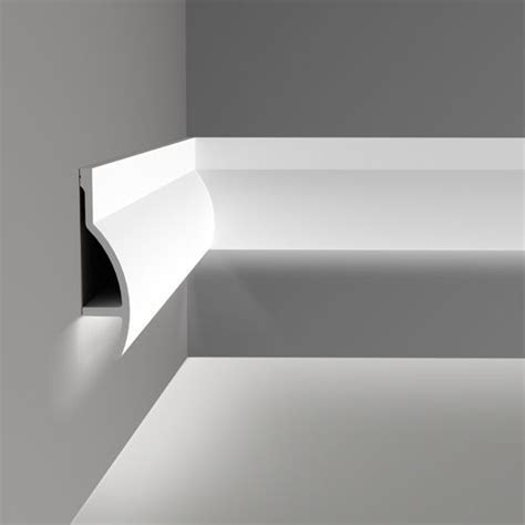 fluxus uplighting cornice wm boyle interior finishes