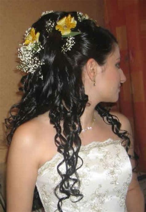 Lange Haare Hochzeitsfrisur by Arabische Hochzeitsfrisuren Genie 223 En Sie Die Sch 246 Nheit