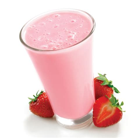 strawberry shake smoothie with cricket flour cricket flours