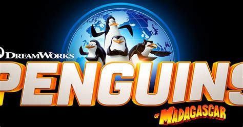 Penguins Of Madascar Logo 2 Kaos Penguin Kaos Kaos animatorius meinardas madagaskaro pingvinai recenzija