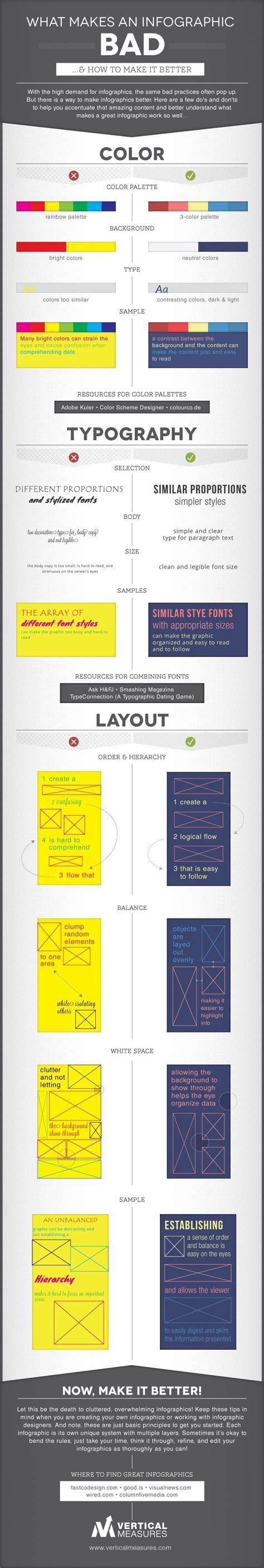 infographics how to print better what makes an infographic bad and how to make it better creative graphics and make an