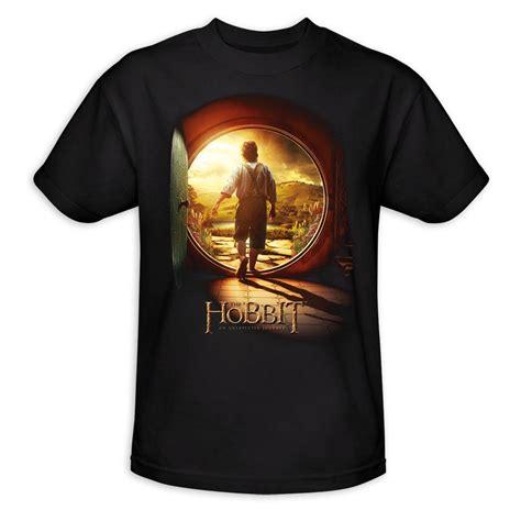Kaos T Shirt Warner Bros hobbit tshirt we are geeks