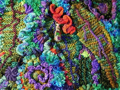 freeform knitting 207 best images about knitting freeform on