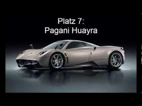 5 Schnellsten Autos Der Welt by Die Schnellsten Autos Der Welt