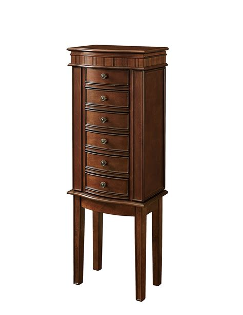 Kmart Jewelry Armoire essential home susie jewelry armoire