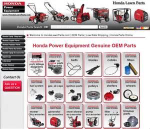 Honda Part How To Find Honda Mower Part Numbers Honda Lawn Parts