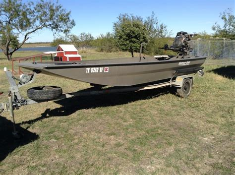 gator tail boats hat 1754 gator tail w 35 hp stage 1 gtr mud boat trading