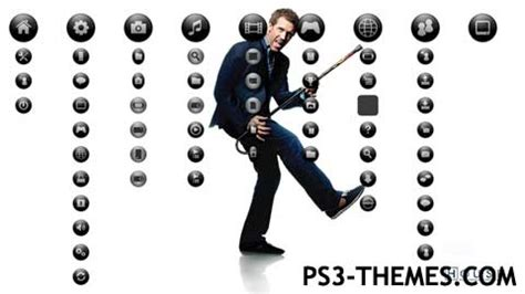 themes of house md ps3 themes 187 house md