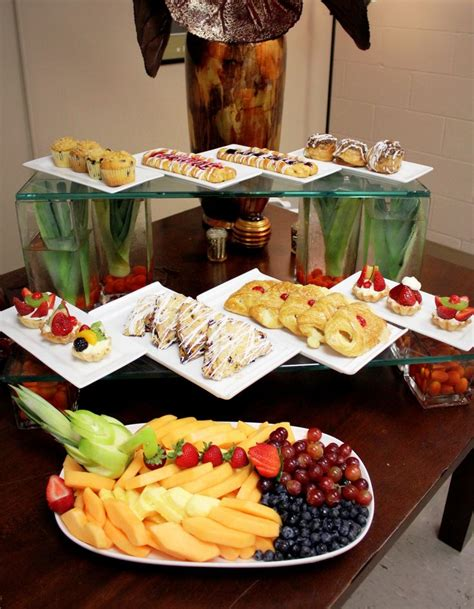 buffet menu ideas for 50 best 25 continental breakfast ideas on