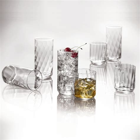 Glass Sets Libbey Martello 16 Glassware Set Home Dining