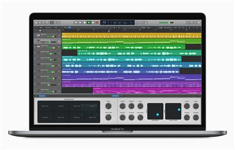 Garageband Pro 새롭고도 강력한 기능을 통해 음악 팬부터 전문가에 이르는 다양한 수준의 음악 제작자를 지원하다