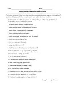 Essay Writing Prompt by 8th Grade Persuasive Writing Activities Who S And New Persuasive Writingpersuasive Writing