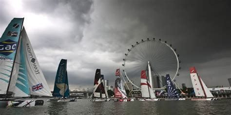 sailing boat singapore five of the top asian sailing hot spots