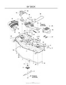 poulan 541zx 966681901 2011 01 parts diagram for mower deck cutting deck