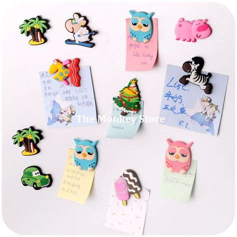 10 Cutest Fridge Magnets by Small Size Cat Fridge Magnets Silicon Gel