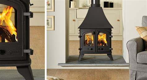 Two Sided Sofa by Double Sided Stoves Yeoman Stoves