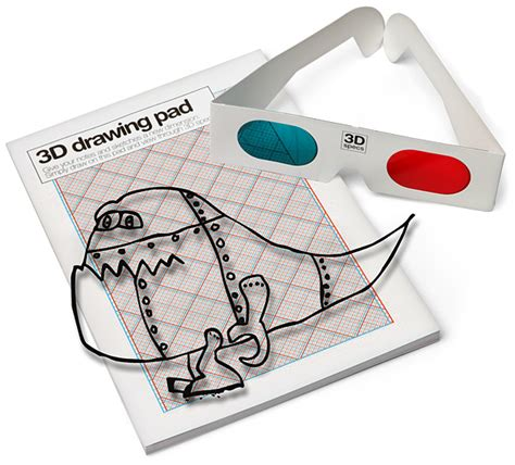 doodle draw pad 3d drawing pad thinkgeek