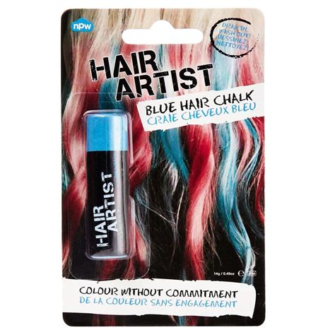 wash out hair color hair artist temporary dye draw in wash out hair chalk