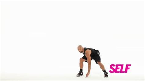 watch trainer to go insanity workout hit the floor self video cne