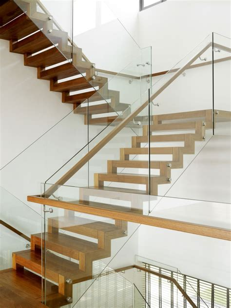Modern Glass Stairs Design 21 Beautiful Modern Glass Staircase Design