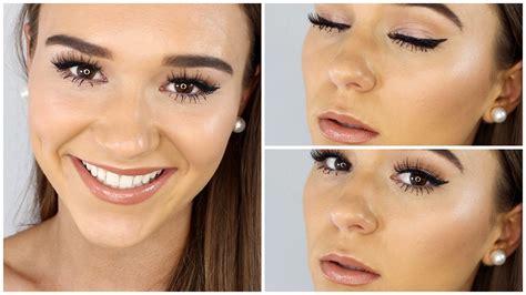 one brand makeup tutorial benefit cosmetics giveaway