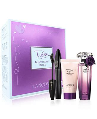 Midnight Perfume Set lanc 244 me 3 pc tr 233 sor midnight fragrance gift set a 107 value gifts value sets