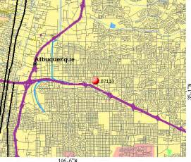 Albuquerque Zip Code Map by Albuquerque Nm Zip Code Map Submited Images