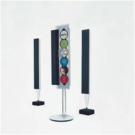 Small 2 Shelf Bookcase Beosound 9000 6 Cd Tuner