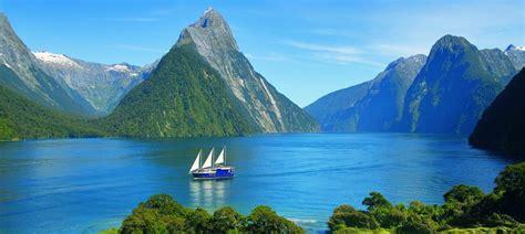 fjord queenstown milford sound nature cruises queenstown book online
