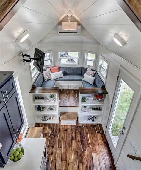 tiny house seating kokosing by modern bench storage and tiny houses