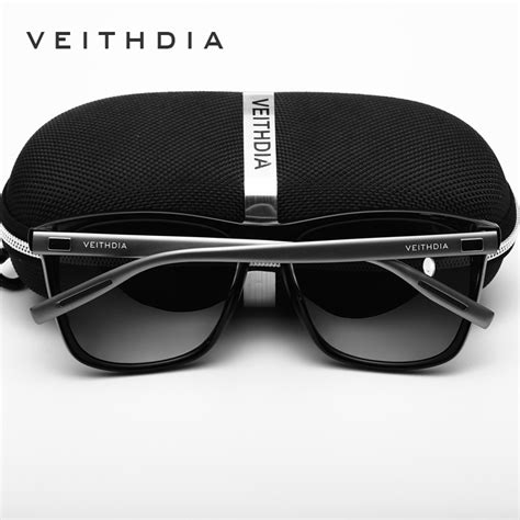 Kacamata Anak Retro 4 veithdia kacamata retro uv polarized gray