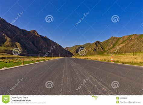 grasslands road stock images image 36210854