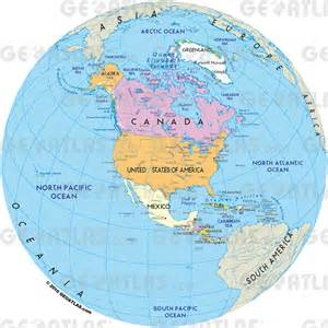 geoatlas world maps and globe globe america