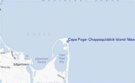 Weather Chappaquiddick Island Massachusetts Cape Poge Chappaquiddick Island Massachusetts Tide Station Location Guide