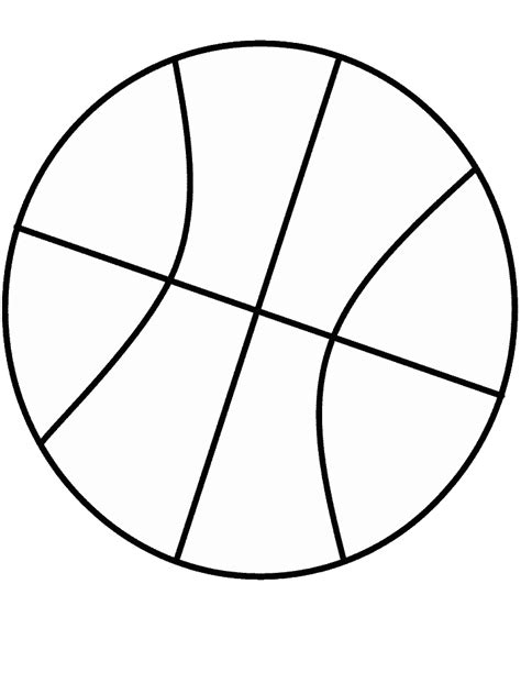 Basketball Coloring Pages Coloringpages1001