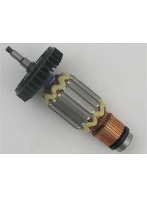 Original Gurinda Tangan Makita 7 Ga 7020 makita original 517793 7 anker rotor motor f 252 r makita ga7020 ga9020 ga7020s ga9020s