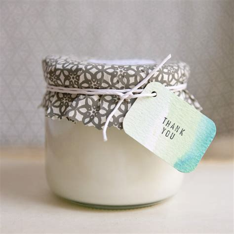 Handmade Wedding Favours - 20 diy wedding favors