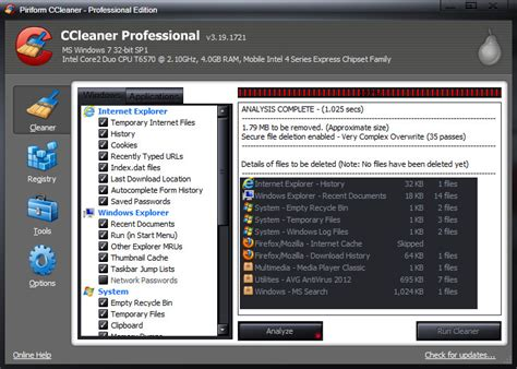 ccleaner karanpc latest ccleaner version gets improved windows 8 1 support
