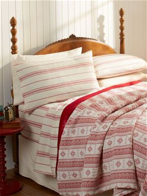 the country store comforters cotton quilted coverlet reversible snowflake blanket