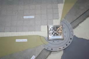 laticrete conversations hydroban drain installation