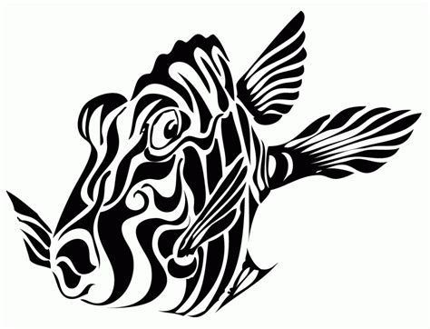 tribal fish tattoo meaning fish tattoos designs ideas and meaning tattoos for you