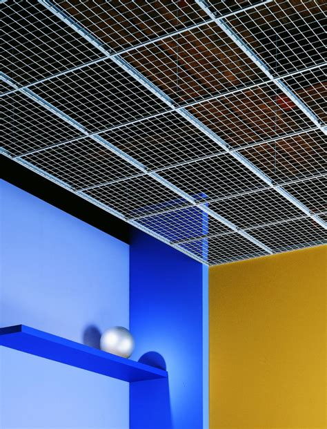 Open Ceiling Grid by Wireworks Open Cell Ceiling Panels