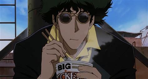 anime gif spike spiegel gifs find share on giphy