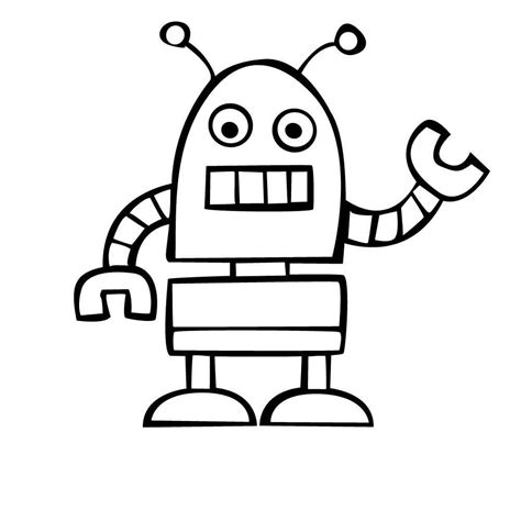 preschool robot coloring pages robot coloring pages for kids 2 171 preschool and homeschool